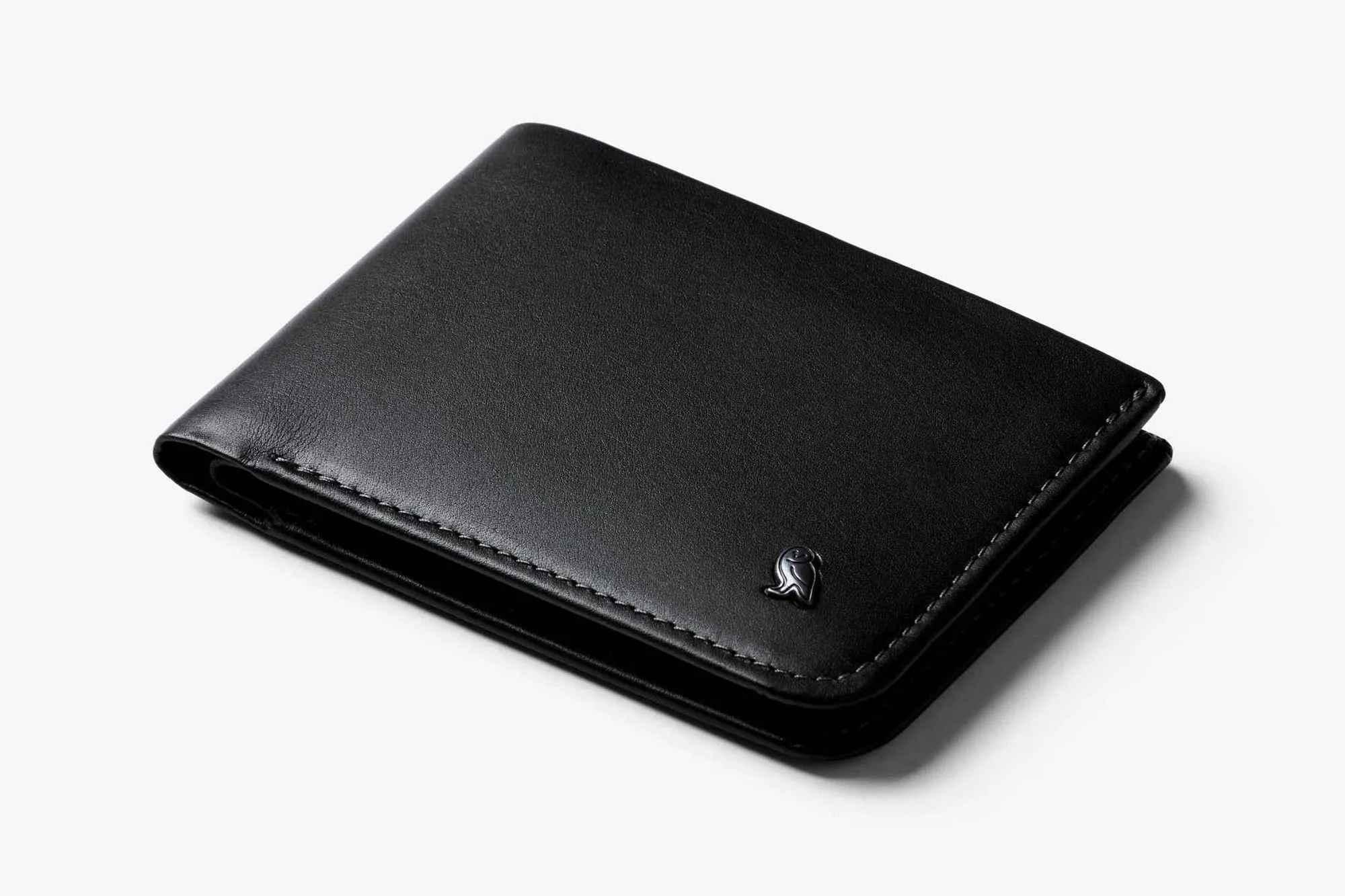 Bellroy Hide & Seek Leather Wallet.