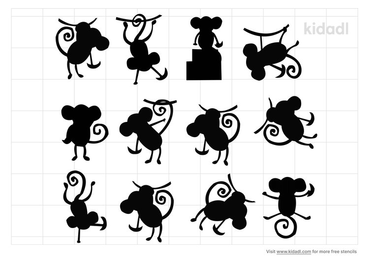 12-monkeys-stencil