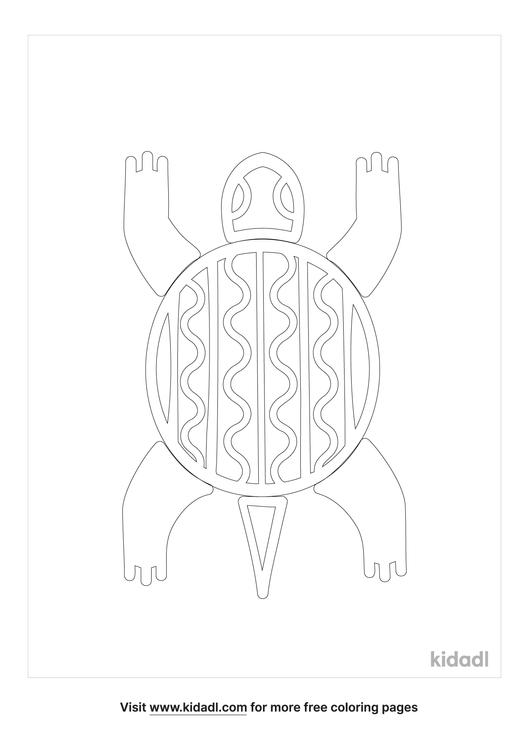 aboriginal-art-turtles-coloring-pages-1-lg.png