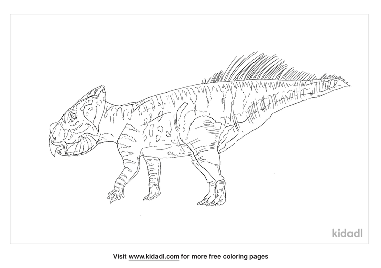 ajkaceratops-coloring-page