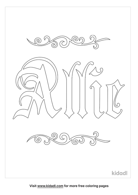 allie-caligraphy-coloring-page.png