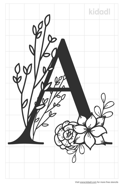 alphabet-monogram-letters-painting-stencil