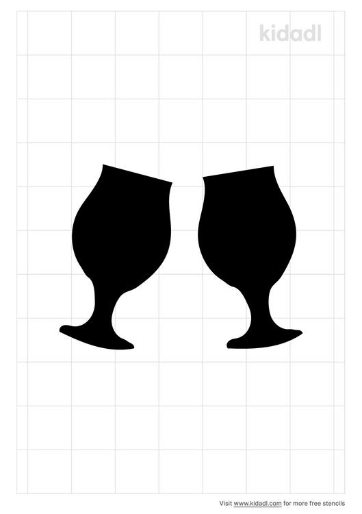 belgian-tulip-beer-glasses-stencil.png