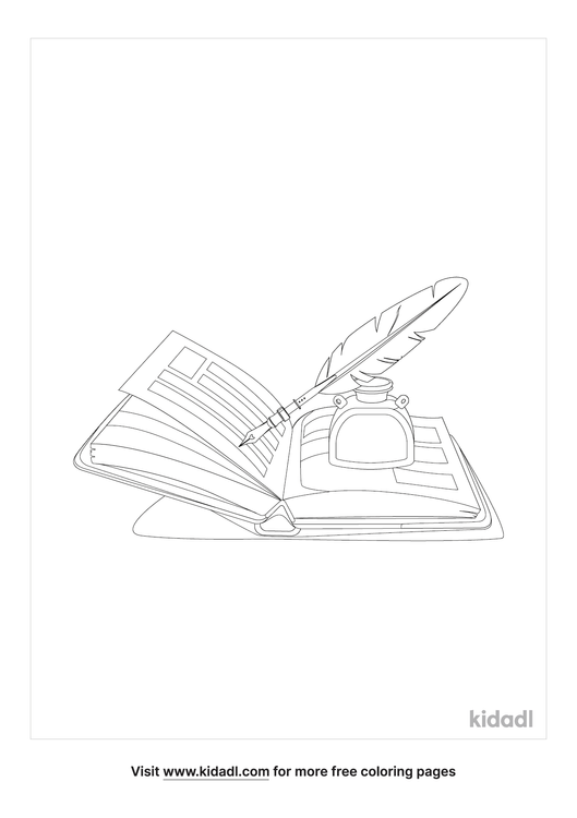 book-and-feather-pen-coloring-page.png