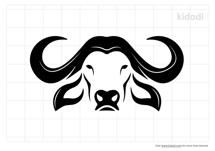 buffalo-horn-stencil.png