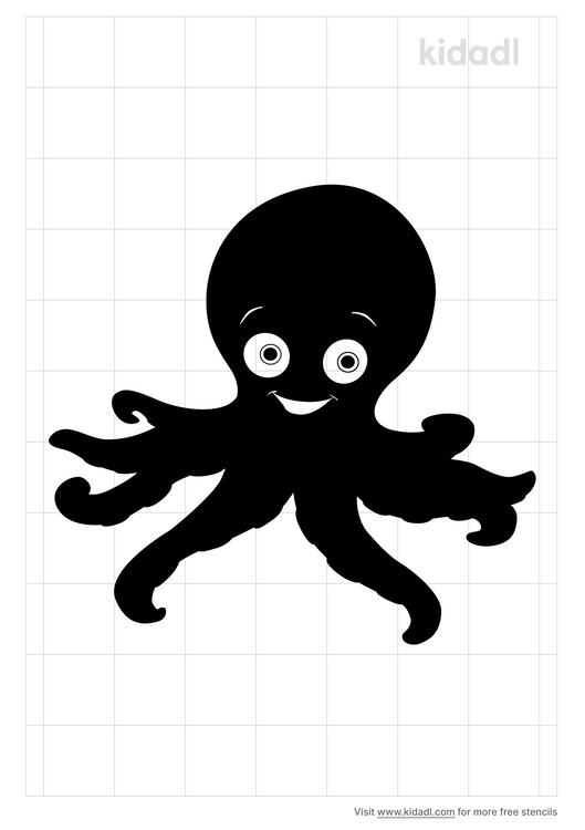 cute-octopus-stencil