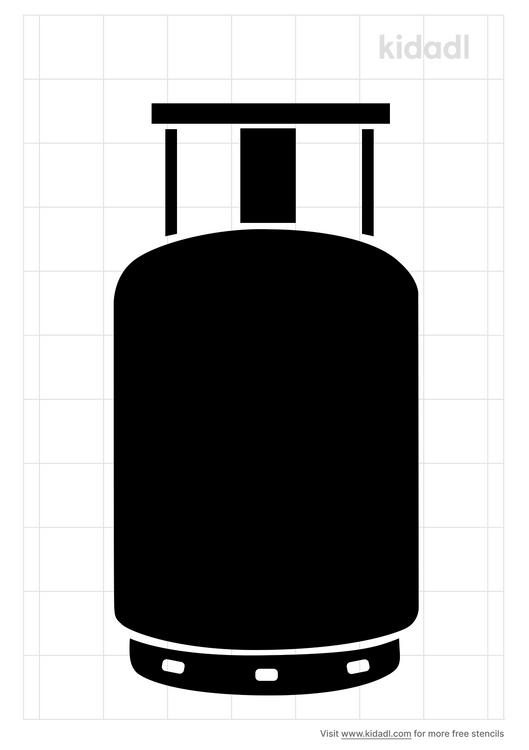 cylinder-stencil