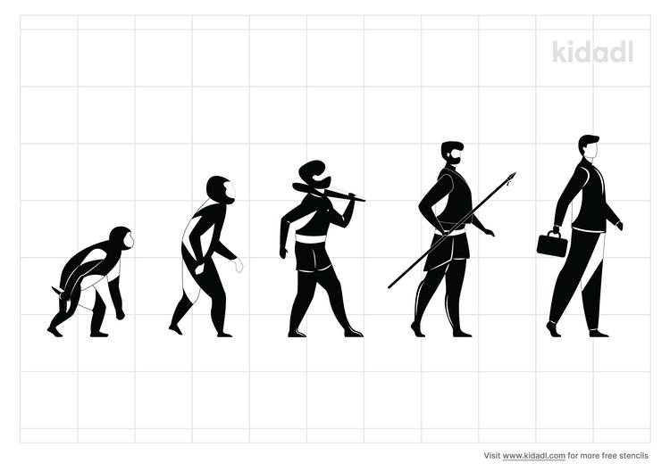 darwin-monkey-to-man-stencil.png
