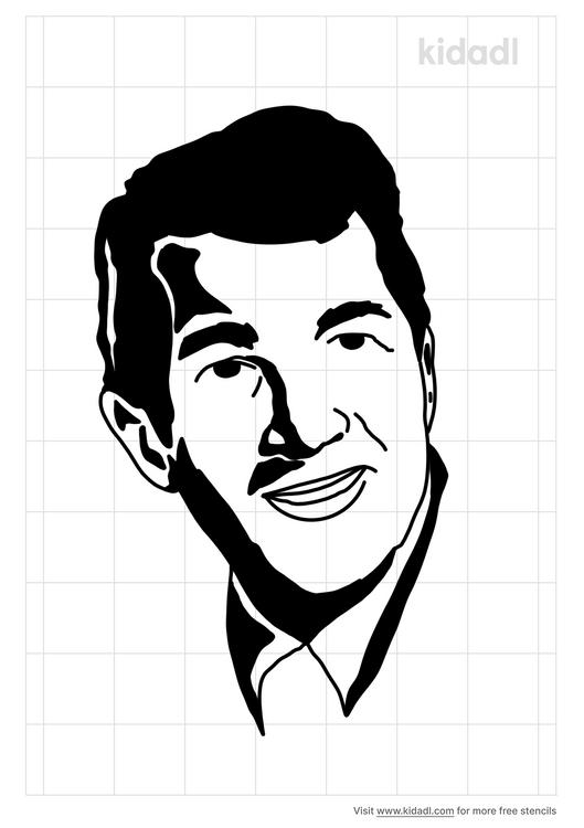 dean-martin-stencil