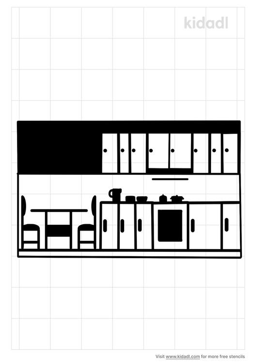 dollhouse-kitchen-stencil