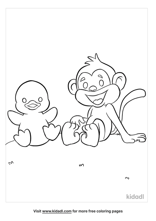 duck-and-monkey-coloring-page.png