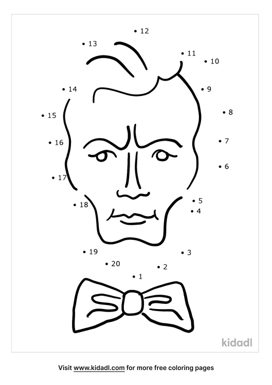 easy-abe-lincoln-dot-to-dot