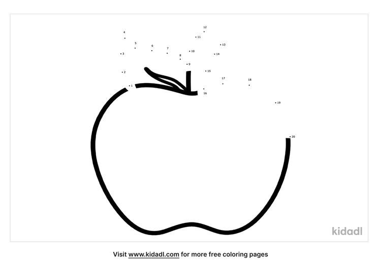 easy-apple-dot-to-dot