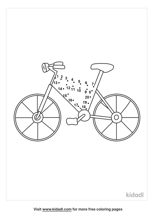 easy-bicycle-dot-to-dot