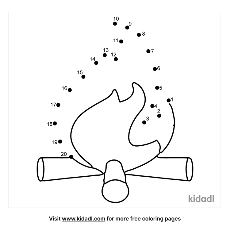 easy-campfire-dot-to-dot