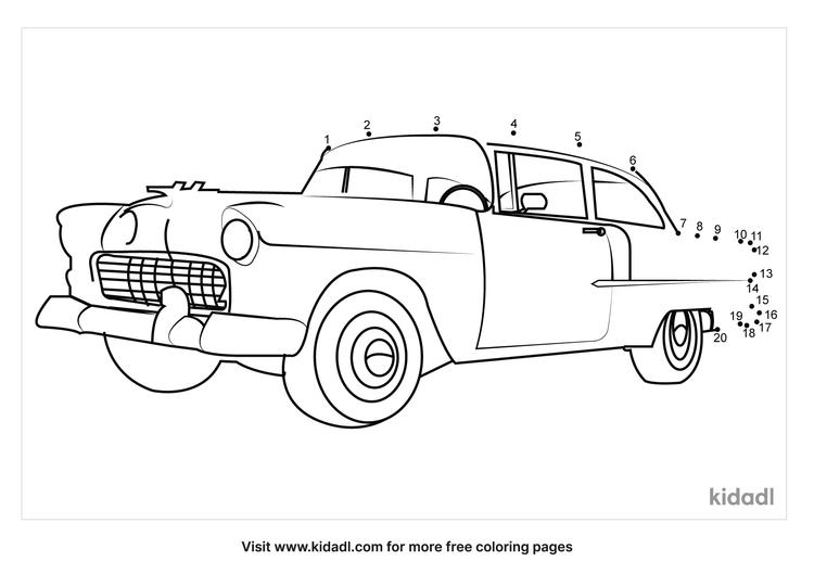easy-car-dot-to-dot