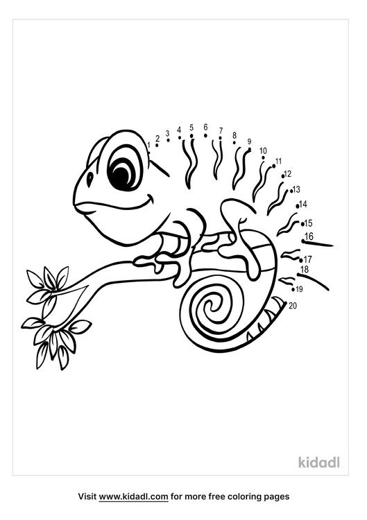 easy-chameleon-dot-to-dot