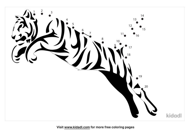 easy-chinese-tiger-dot-to-dot