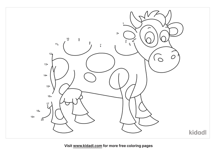 easy-cow-dot-to-dot