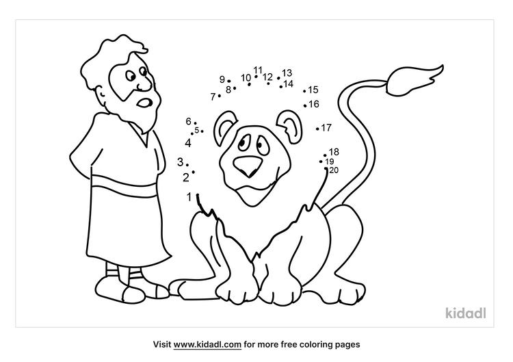 easy-daniel-and-lions-den-dot-to-dot