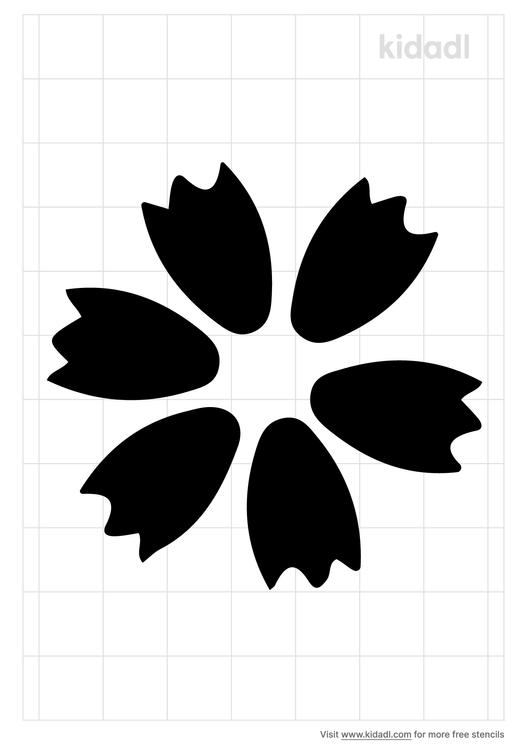 easy-flower-stencil