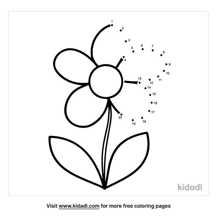 easy-flowers-dot-to-dot
