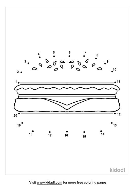 easy-hamburger-dot-to-dot
