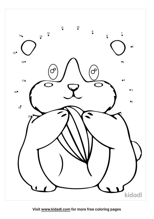 easy-hamster-dot-to-dot