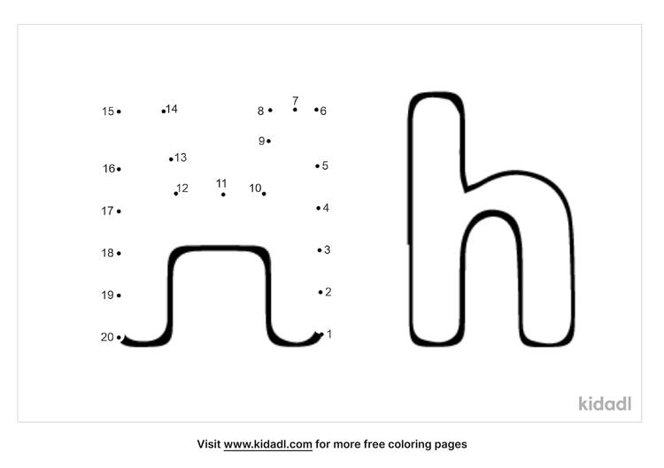 easy-letter-h-dot-to-dot