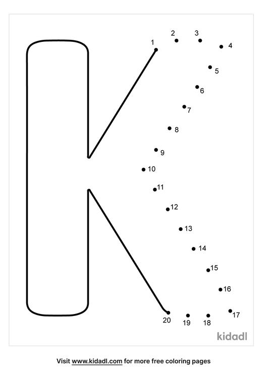 easy-letter-k-dot-to-dot