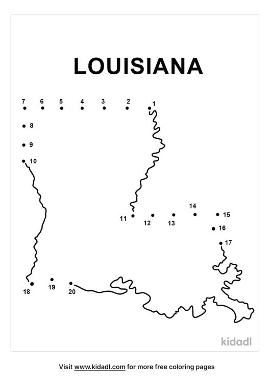 easy-louisiana-dot-to-dot