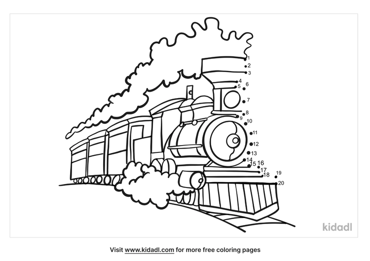 easy-old-fashioned-steam-engine-dot-to-dot
