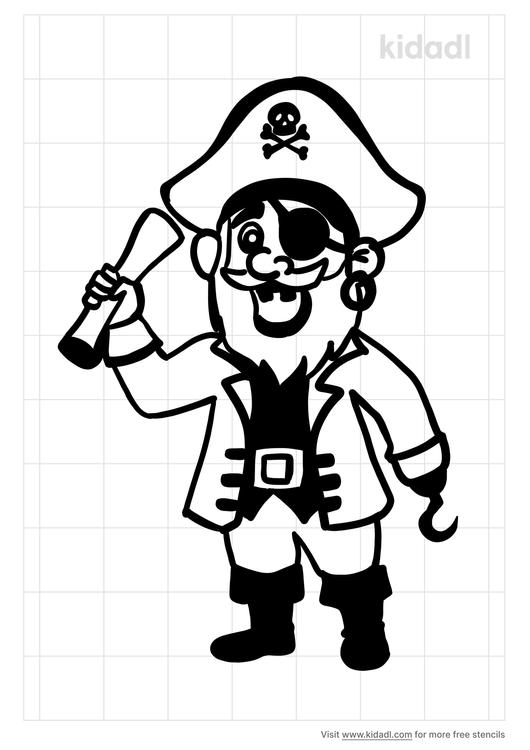 easy-pirate-stencil