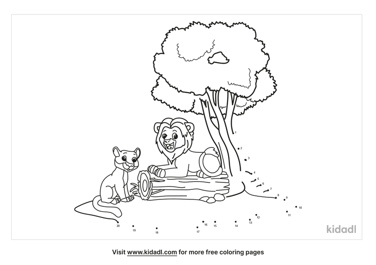 easy-plants-and-animals-dot-to-dot