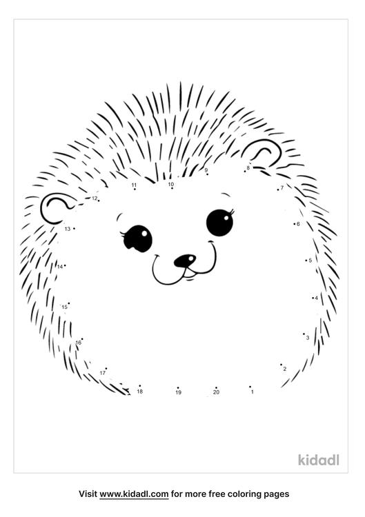 easy-porcupine-dot-to-dot