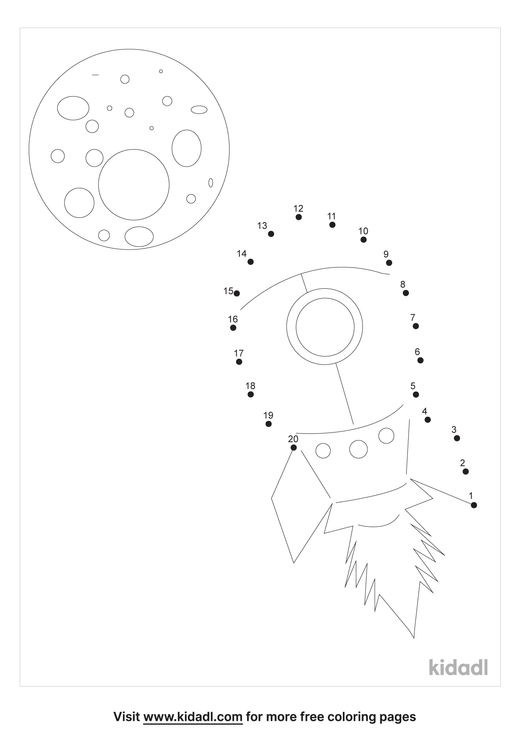 easy-rocket-moon-dot-to-dot