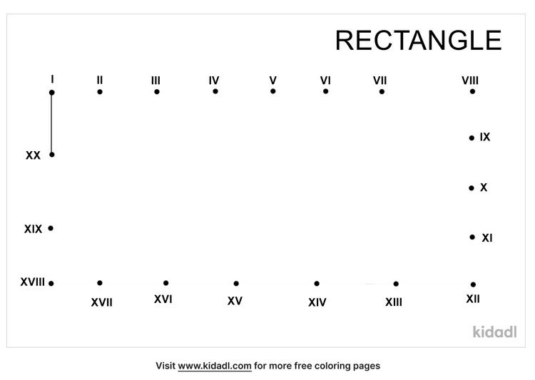 easy-roman-numeral-dot-to-dot