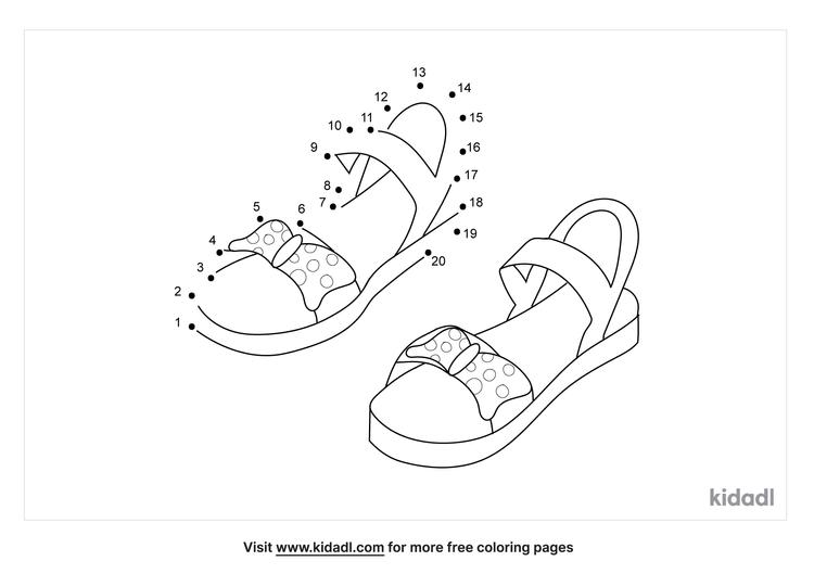 easy-sandals-dot-to-dot
