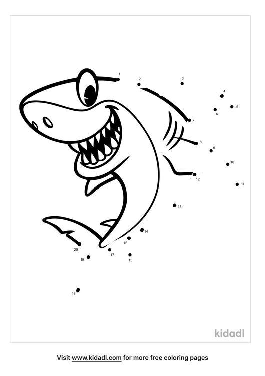 easy-shark-dot-to-dot