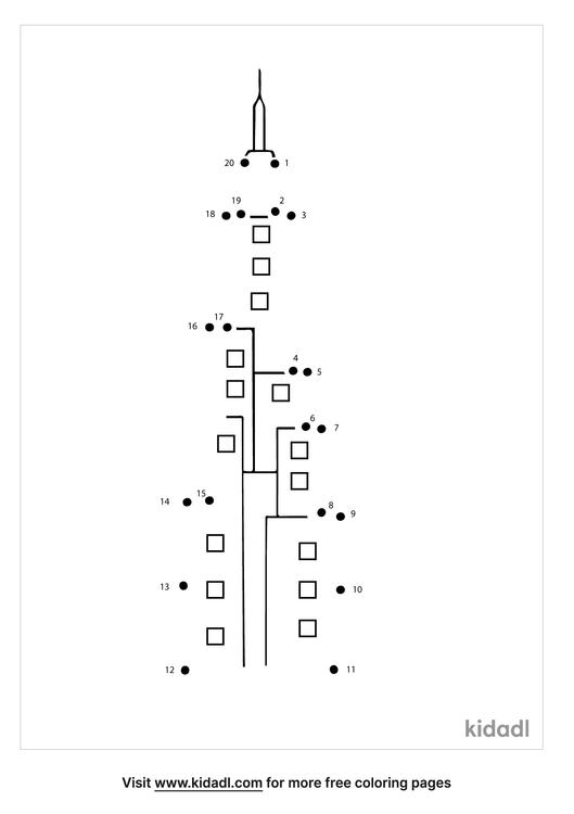 easy-skyscraper-dot-to-dot