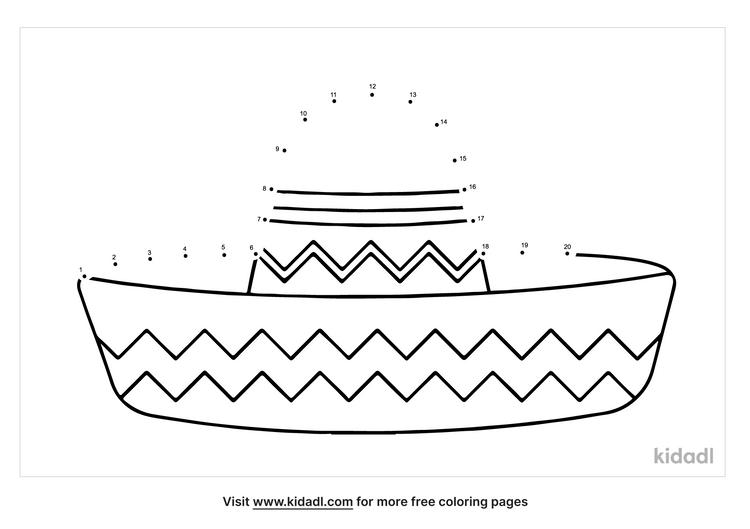 easy-sombrero-dot-to-dot