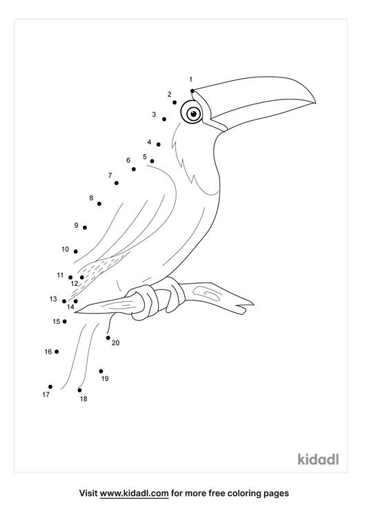easy-toucan-dot-to-dot