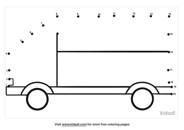 easy-truck-dot-to-dot