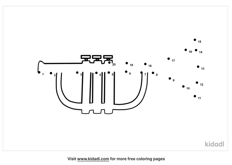 easy-trumpet-dot-to-dot