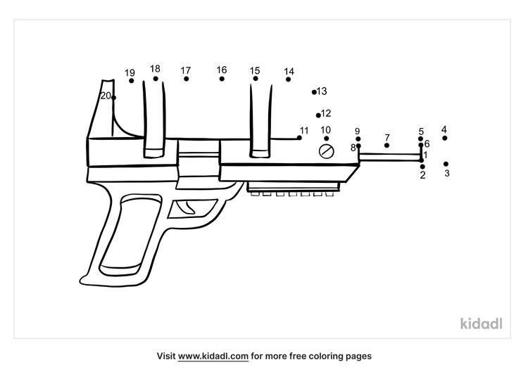 easy-water-gun-dot-to-dot