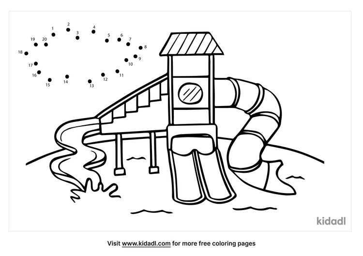 easy-water-park-dot-to-dot