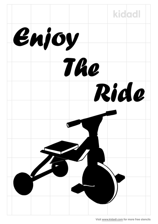 enjoy-the-ride-stencil