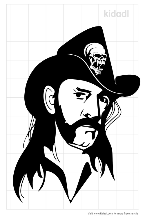 face-of-lemmy-kilmister-stencil
