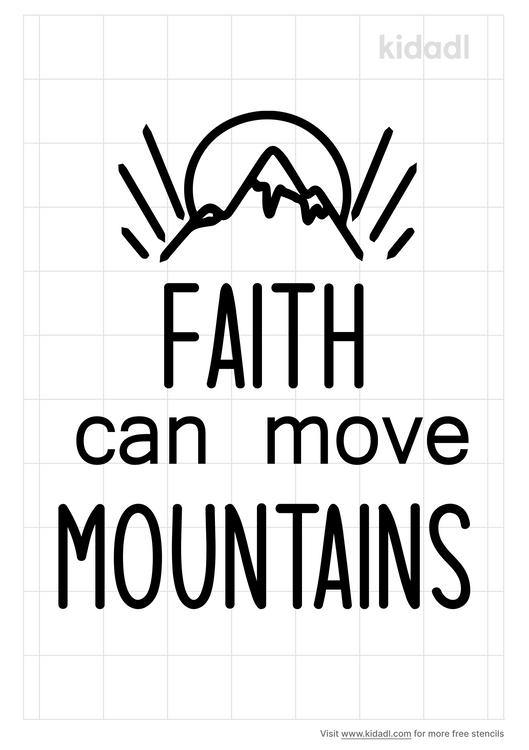 faith-can-move-mountains-stencil