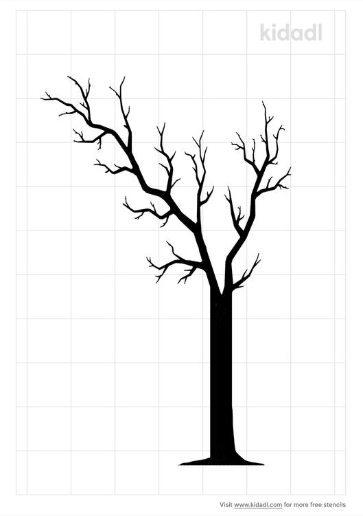 fall-tree-stencil